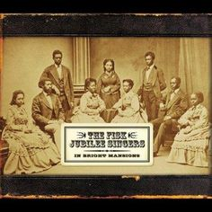 Precision Series Fisk Jubilee Singers - In Bright Mansions, Blue