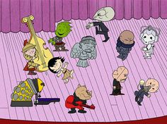 Dr. Who party, Peanuts style!