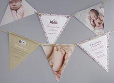 Faire-part de naissance personnalisés, faire-partclassique, liberty, fanion, original, nouveauté fpc
