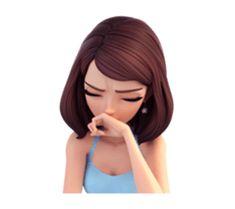 Summer by Yinxuan Li Dezarmenien sticker Girl Drawing Sketches, Cute Girl Drawing, Cute Cartoon Pictures, Cute Cartoon Girl, Funny Emoji Faces, Girly M, Cute Cartoon Characters, Cute Baby Dolls, Sassy Girl