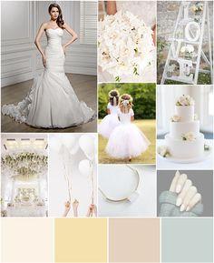 Organza wedding dress, special design for your big day.  #JJsHouse #JJsHouseWeddingDress