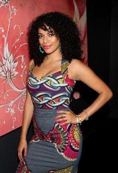 gorgeous african american ladies fashion