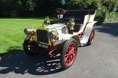 1904 Clément-Bayard 9/11hp AC2K Twin-Cylinder Rear-Entrance Tonneau