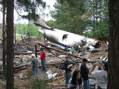Marshall plane crash, the worst college football plane crash in history.No person on that plane survived and everybody was crushed to find out the news, especially the loved ones.