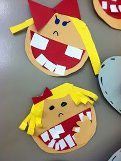 1st Grade Hip Hip Hooray!: Dental Health...SMILE