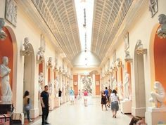 Rio de Janeiro/RJ - Museu Nacional de Belas Artes