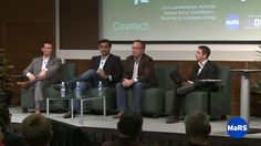 Cleantech Quick Hits - clean tech start ups in TO.