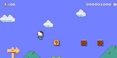 Hello Kitty y My Melody llegaron al Super Mario Maker http://j.mp/1Pej2dv |  #HelloKity, #MarioMaker, #MyMelody, #Nintendo, #Noticias, #Tecnología, #Videojuegos