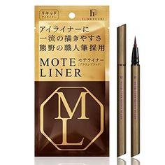 e46d36376ac Mote Mascara Japan - Furofushi Mote liner Liquid TAKUMI BrBk-R (Brown Black)