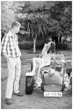 Farm country wedding