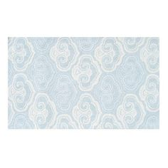 """Clouds Kids Rug Size: 2'8"""" x 4'8"""" by The Rug Market. $224.40. 2.8""""""""W x 4.8""""""""D. Finish: Rectangular: 2.8 Ft. x 4.8 Ft.. 11745B Size: 2'8"""" x 4'8"""" Features: -Technique: Hook.-Material: Cotton.-Origin: China. Construction: -Construction: Handmade. Color/Finish: -Color: Blue."""