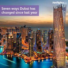 Seven ways Dubai has