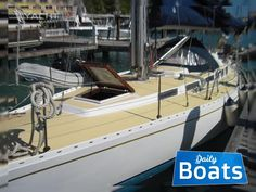 sparkman&stephens Voss sloop for sale - Daily Boats | Buy, Review, Price, Photos, Details