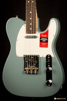Fender American Professional Telecaster - Rosewood fingerboard Sonic Grey