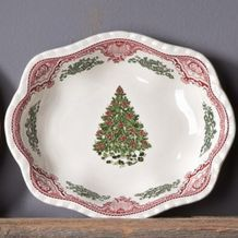 Starting My New Christmas Dish Collection Johnson