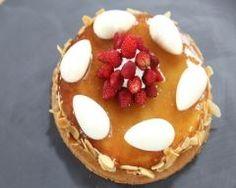 Tarte bourdaloue revisitée par cyril lignac :  une recette le meilleur pâtissier saison 5