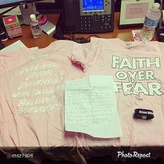 #FaithOverFear #Faith #Orlando #Foolies