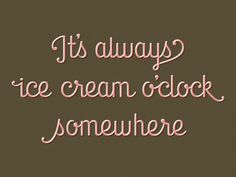 second night in a row I am craving ice Cream! Hubby should be back soon :)