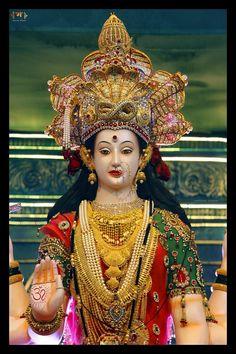 Image may contain: 1 person Lord Durga, Durga Maa, Shiva Shakti, Lord Shiva, Maa Durga Photo, Maa Durga Image, Saraswati Goddess, Goddess Lakshmi, Shri Ganesh