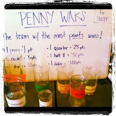 change war to pick the theme for next years relay held yhe night of relay