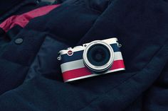 """Moncler x Leica X 113 Special Edition Camera"" ความลงตัวระหว่างโลกของแฟชั่นและโลกเทคโนโลยี | DOODDOT"