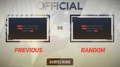 Clean+FREE+After+Effects+2D+Outro+Template