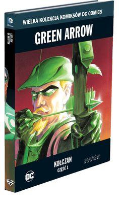 Green Arrow: Kołczan część 1