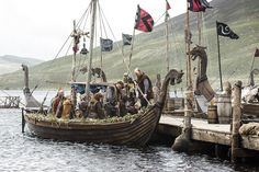 """Picture from the TV serie """"VIKINGS"""""""