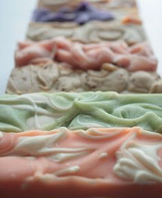 Soaps of Many Colors