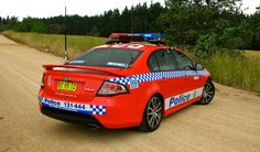 2007 - Falcon XR6T - Highway Patrol -  New South Wales Police Force - Australia