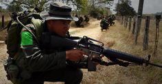 ¡ÚLTIMA HORA! Atentado terrorista de disidencias #FARC contra patrulla Policía #Guaviare seis heridos