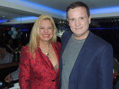 ♥ Lilian Gonçalves recebe o jornalista e apresentador Roberto Cabrini ♥  http://paulabarrozo.blogspot.com.br/2016/05/lilian-goncalves-recebe-o-jornalista-e.html