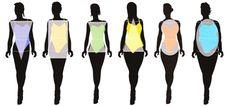 De 6 meest voorkomende lichaamstypes