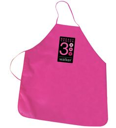 Non Woven Promotional Apron | An easy and inexpensive way to outfit your volunteers in a one size fits all piece.