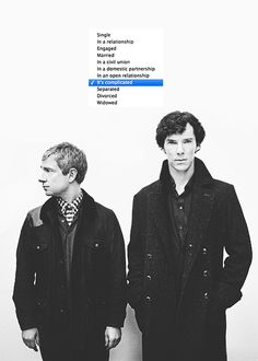 """Sentiment is a chemical defect found in the losing side,"" Sherlock Holmes said to Tumblr."