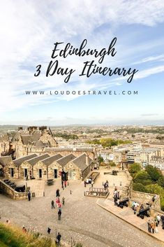 3 days to explore Edinburgh, if so check out this fabulous 3 day Edinburgh itinerary guide.Only got 3 days to explore Edinburgh, if so check out this fabulous 3 day Edinburgh itinerary guide. Edinburgh Travel, Edinburgh Scotland, Scotland Travel, Ireland Travel, Glencoe Scotland, Edinburgh City, Europe Travel Tips, Travel Guides, Travel Destinations