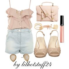 """Untitled #2645"" by lilhotstuff24 on Polyvore"