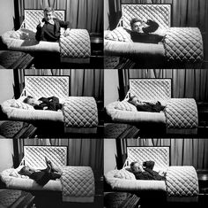 James Dean (February 8, 1931 - September 30, 1955). In a rather odd choice for a photo shoot, James Dean was visiting his hometown earlier in 1955 and Dennis Stock took pictures of him in the coffin department of the local department store. This was a young man of 24 just trying to be funny. Later that year he died in a car crash. That was 58 years ago today.