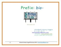 """This multisensory lesson based on the principles of Orton Gillingham provides a variety of opportunities for students to develop the meaning of the root """"bio.""""  This packet provides students with a science focus on biomes, which for many students  is a big interest."""