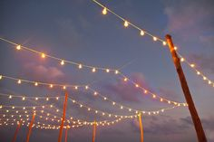#lighting  Photography: Elizabeth Medina Photography - elizabethmedina.com Event Design + Planning: Amber Events - amberevents.com Floral Design: Planner 1 Events - planner1events.com  Read More: http://stylemepretty.com/2012/05/30/playa-del-carmen-wedding-by-amber-events-elizabeth-medina-photography/