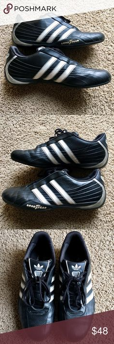 Rare Adidas Goodyear Adi Racer Low Mens Size 11 Rare Adidas Goodyear Adi  Racer Low Mens Size 11 Athletic Shoe. These vintage shoes were a  collaboration ... 072bd5f8b2a0b