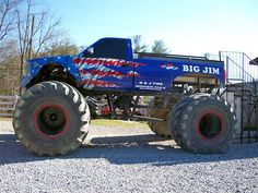 Buy tickets online to monster truck rides in Sevierville, Tennessee. We have the best deals to all attractions in Gatlinburg and Pigeon Forge.