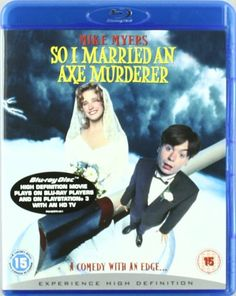 Great Movie So I Married An Axe Murderer Blu Ray