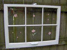 repurposed windows | Repurposed Window. | For the Home