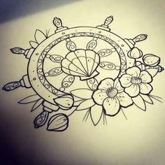 Ideas for tattoo mermaid traditional thighs Trendy Tattoos, Love Tattoos, Beautiful Tattoos, Body Art Tattoos, New Tattoos, Small Tattoos, Arrow Tattoos, Tatoos, Piercing Tattoo