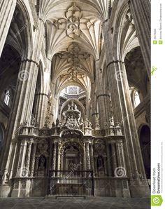 salamanca cattedrale interno - Cerca con Google