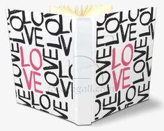 Scritte d'amore sulla copertina di album foto