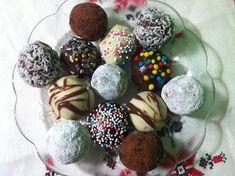 Kulinarne życie: Trufle Lusette Trufle, Pudding, Desserts, Food, Tailgate Desserts, Deserts, Custard Pudding, Essen, Puddings