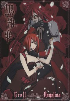 Grell and Madame Red
