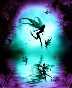 faerie art